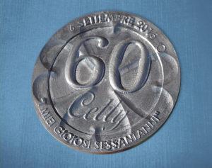 moneta-medaglia-celebrativa-quadrifoglio-personalizzata-3d