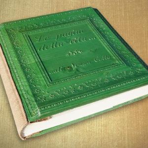 Album fotografico / Libro degli ospiti in legno con scritte personalizzate